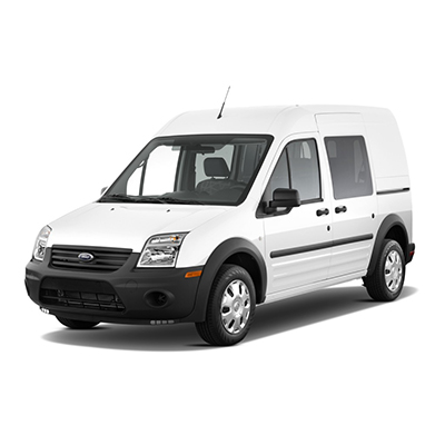 Rent a Ford Connect van London
